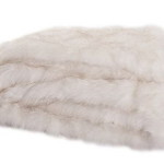Bear Throw from Brunelli a faux fur decorative throw
