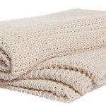 Bof Natural Throw from Brunelli