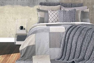 The Brunelli Ben quilt collection