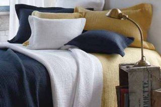 The Brunelli Casa quilt collection.