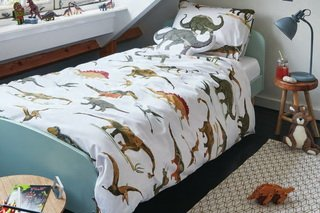 The Duvet Cover Dinosaurus