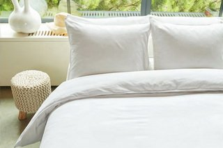 The collection Duvet Cover Essentiel White