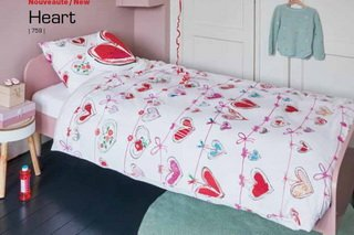 The collection Duvet Cover Heart