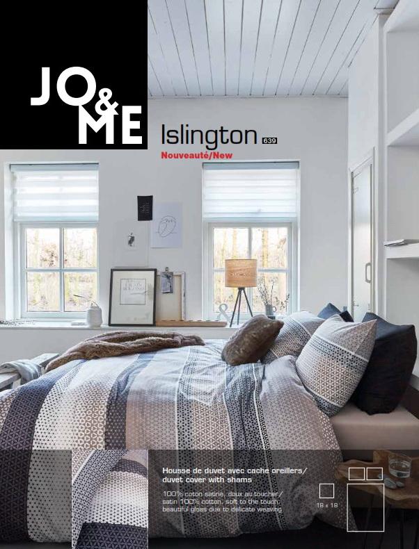 housse de couette islington 100 coton satin. Black Bedroom Furniture Sets. Home Design Ideas