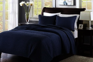 Channel navy from New New Horison Handicraft.