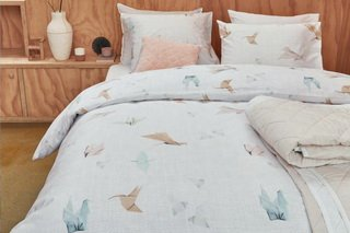 Origami, Duvet Cover by Brunelli.