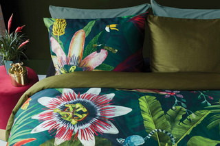 The collection Duvet Cover Passiflore
