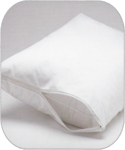 SilverClear™ Terry Pillow Protectors