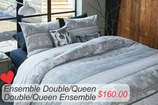 Winter collection -  Duvet Cover by Brunelli.